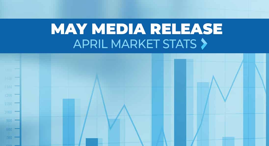 May 2021 Media Release & April Market Stats