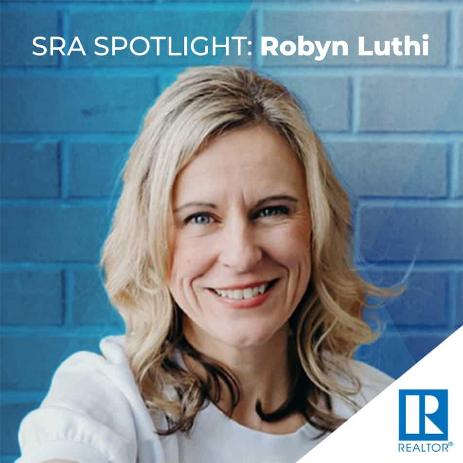 SRA Spotlight – Robyn Luthi