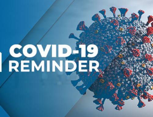 COVID-19 Update: New Public Health Measures